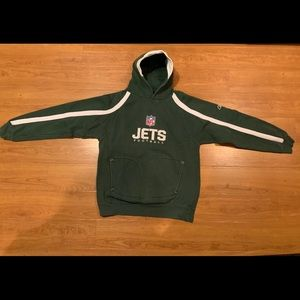 NY Jets Pullover Hoodie Youth XL 18/20